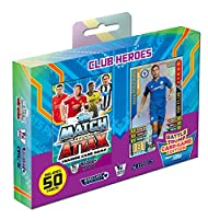 Topps Mapl 2015/16 Club Heroes Battle Trump Card Game Multi Color