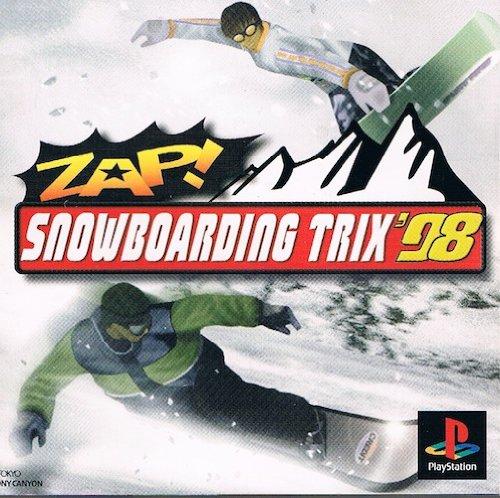 {PS}ZAP  SNOWBOADRING TRIX & 039 98 ザップ  スノーボーディングトリックス& 039 98  19971225
