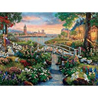 Ceaco The Disney Collection - 101 Dalmatians Puzzle by Thomas Kinkade Puzzle (750 Piece)