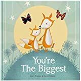 Youre The Biggest: keepsake gift book celebrating becoming a big brother or sister on the arrival of a new baby