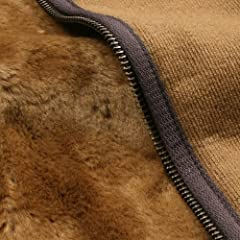 Fur Liner MLI0035: Brown