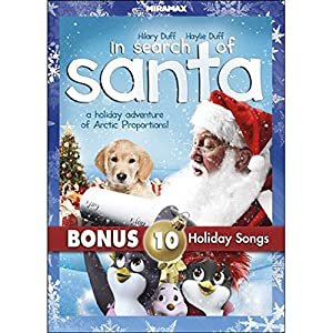In Search of Santa [DVD] [Import]