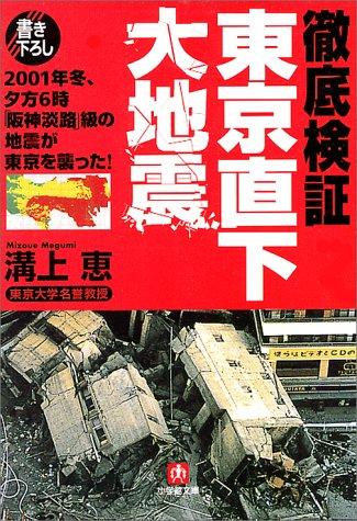 徹底検証 東京直下大地震―2001年冬、夕方6時「阪神淡路」級の地震が東京を襲った! (小学館文庫)の詳細を見る