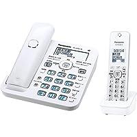パナソニック コードレス電話機(子機1台付き) VE-GD56DL-W