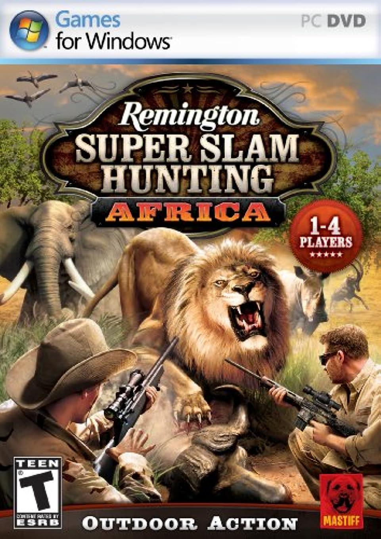 ピッチ食品通貨Remington Super Slam Hunting: Africa (輸入版)