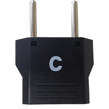 カシムラ 海外旅行用変換プラグ Cタイプ  TI-64