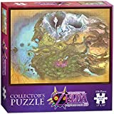 USAopoly Current Edition The Legend of Zelda Majoras Mask Termina Map Puzzle (550 Pc) Board Game