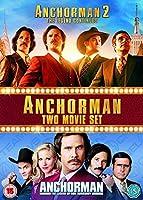 Anchorman/Anchorman 2 [Region 2] [並行輸入品]