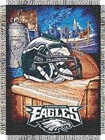 Philadelphia Eagles Woven Tapestry Throw Blanket by Northwest