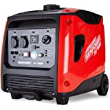 GENPOWER SV7000 Inverter Petrol Generator 4500 Watts Max 3500 Watts Rated Portable for Camping Building