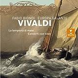 Vivaldi: La tempesta di mare / Fabio Biondi, Europa Galante