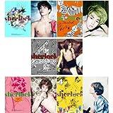 SHINee 4th Mini Album - Sherlock(韓国盤) (初回特典ポスター付き/折り曲げなし/丸めて同梱) 画像