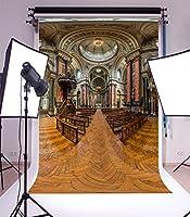 写真撮影背景ビニール3x 5ft Backdrop Studio Props美しいボードパターン個人写真Best Choice