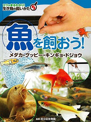 魚を飼おう!: メダカ・グッピー・キンギョ・ドジョウ (コツがまるわかり!生き物の飼いかた)