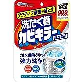 カビキラー 洗たく槽クリーナー アクティブ酸素で落とす洗たく槽カビキラー 酸素系粉末タイプ 250g