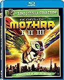 <北米版Blu-ray> 『モスラ』『モスラ2 海底の大決戦』『モスラ3 キングギドラ来襲』(3作品セット)