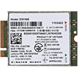 4G LTE Portable Module for ThinkPad, EM7455 UMTS HSDPA HSPA + LTE 4G Network Card, Integrated Qualcomm Chipset, NGFF/M.2 Inte