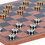 "Georgio Checkers Board &Bella Valentina Checkers from Italy by ""Bello Games New York, Inc."" [並行輸入品]"