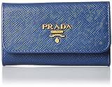 [プラダ] PRADA キーケース【並行輸入品】 1PG222S/ME BLU (BLUETTE)