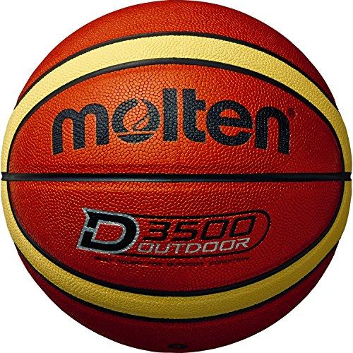 モルテン(molten) アウトドアバスケットボール 6号球 B6D3500(Lady's)