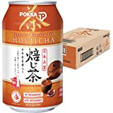 Pokka Houjicha Tea 300 ml (Pack of 24)