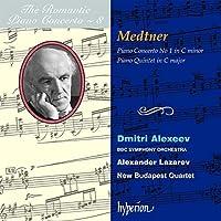 Romantic Piano Concerto, Vol. 8 / Medtner: Piano Concerto, No. 1 / Piano Quintet (1994-10-25)