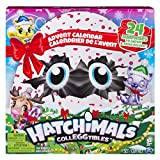 Hatchimals Colleggtibles Advent Calendar with Exclusive Characters and Paper Craft Accessories, for Ages 5 and up