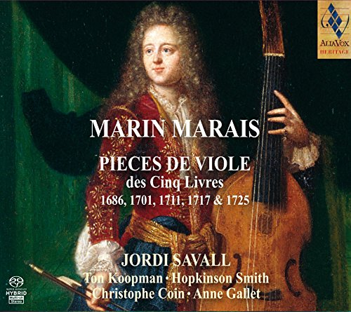 Pieces for Viol-Selections from the Five Books (16