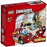 レゴ (LEGO) ジュニア アイアンマン vs ロキ 10721