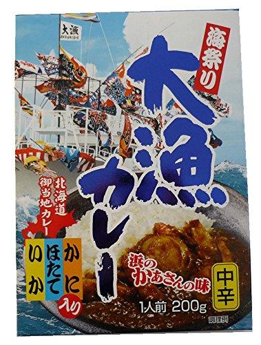 大漁カレー 200g×2個