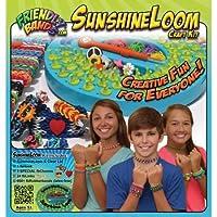 Sunshine Loomゴムバンドブレスレットクラフトキットby FriendlyBands、851691004347、9.50X 9.50X 1.50インチ