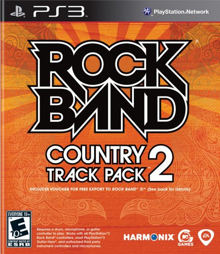 Rock Band Country Track Pack Vol 2 (輸入版:北米) PS3