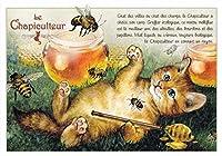 フランス製 キャットポストカード (Le Chapiculteur) CPK101