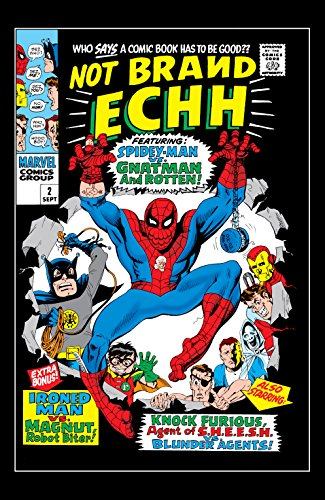 Not Brand Echh (1967-1969) #2 (English Edition)