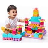 UNiPLAY Plus Soft Building Blocks — Creativity Toy, Educational Play, Cognitive Development, Early Learning Stacking Blocks f