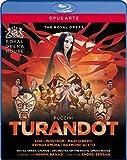 プッチーニ:歌劇「トゥーランドット」(コヴェントガーデン国立歌劇場2014)[Blu-ray]
