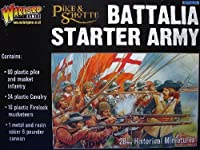 PIKE + ShotteスターターBattalia Army – Warlord Games by Warlord Games