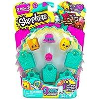Shopkins Season 3 (5 Pack) Set 5 by Moose Toys [並行輸入品]