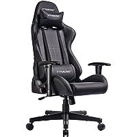 Gtracing ゲーミングチェア オフィスチェア リクライニング 多機能 パソコンチェア 事務椅子 ゲーム用チェア ヘ…