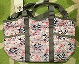 レスポートサック ディズニー ミッキー カバン Lesportsac Disney Minnie Mouse Spring Fling Small Carryall Crossbody bag [並行輸入品]
