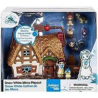 DisneyディズニーAnimators 'コレクションSnowホワイトMicro Playset