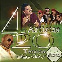 Vol. 3-20/4 Salsa