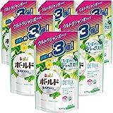 【ケース販売】ボールド 洗濯洗剤 ジェル グリーンガーデン&ミュゲの香り 詰め替え ウルトラジャンボサイズ 1770g