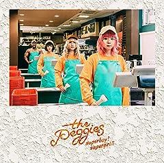 the peggies「ハートビート」のCDジャケット