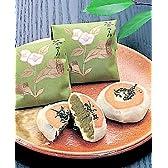 静岡産抹茶餡に焼きつけた小野茶葉の香り漂う饅頭 茶つみ 単品 ご自宅用・プチギフトにも