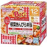 BIGサイズの栄養マルシェ 根菜きんぴら弁当 110g+80g
