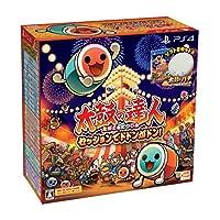 【PS4】太鼓の達人 セッションでドドンがドン! 同梱版 (ソフト+「太鼓とバチ for PlayStation (R) 4」1セットつき)
