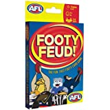 Sporting Chance Games 28631 Footy Feud AFL Card Game 2nd Edition Strategy Game
