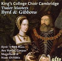 Tudor Masters-Byrd & Gibbons