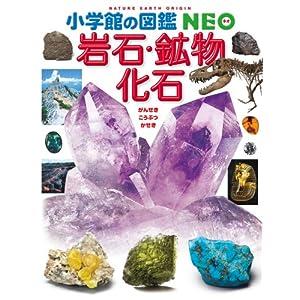 小学館の図鑑 NEO 岩石・鉱物・化石 (小学館の図鑑NEO)